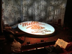 MELBA STAGE AT HAYES THEATRE