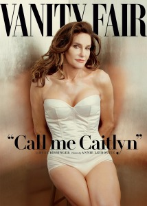 Vanity Fair cover Caitlyn Jenner